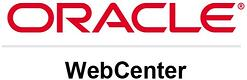 Oracle WebCenter Logo No Border